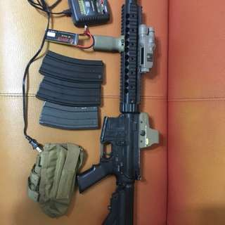 CA M4 步槍 電動槍 生存遊戲