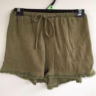 Cargo beach pants