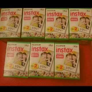 Film mini Instax Fujifilm