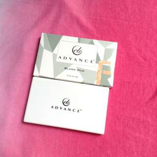Ever Bilena Blush Duo (Baked Fig)