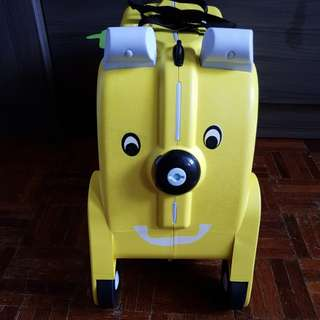 NEW  Kids Ride-on-Suitcase Luggage
