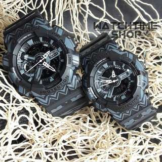 Jam tangan COUPLE GS GA BA110