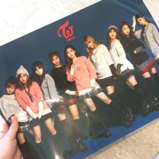 [wts] twice poster