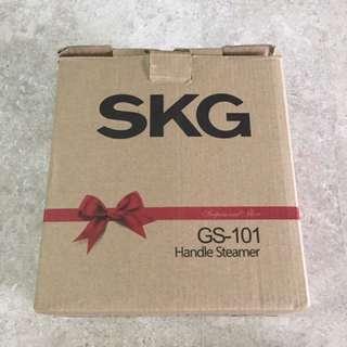 SKG steam iron