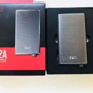 Fiio E12A Portable Amplifier