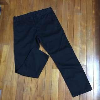 Black Uniqlo Pants