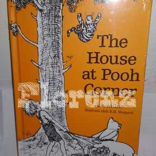 WINNIE THE POOH HARDCOVER (Buku Terjemahan) : THE HOUSE AT POOH CORNER (SEKUEL)
