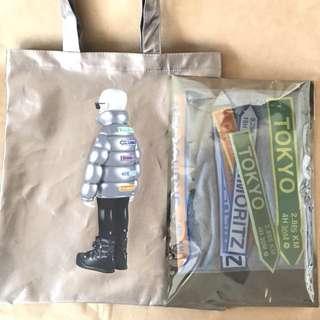 MONCLER VIP 禮物(袋+衫)