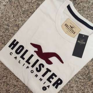 Hollister Muscle Graphic Tee