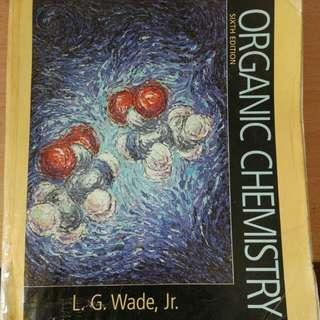 NTU CH2102 - Organic Chemistry(Wade)
