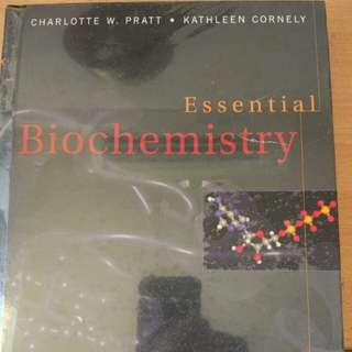 Essential Biochemistry(Pratt)