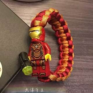 Marvel Iron Man Bracelet