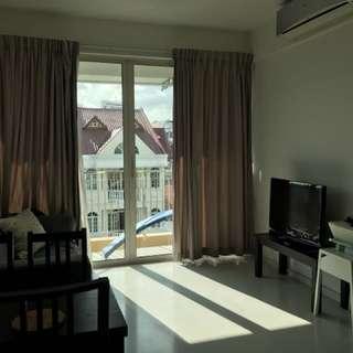 Eunos beautiful condo common room for rent