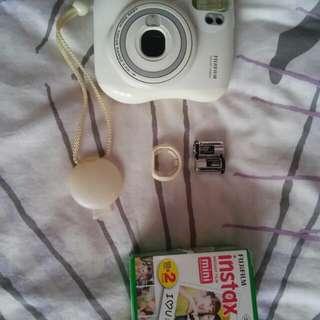 Fujifilm polaroid instax 25s