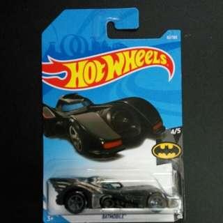 Hotwheels Batmobile