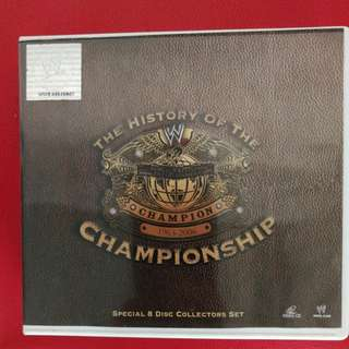 WWE (The History of the Championship)