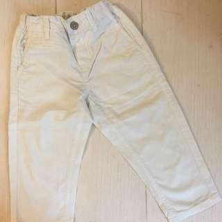 Chatteau de Solle White Pants