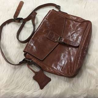 💯Authentic BONIA bag from singapore 💯leather