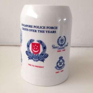 Singapore Police Force Mug