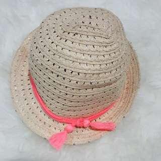 H&M rattan hat