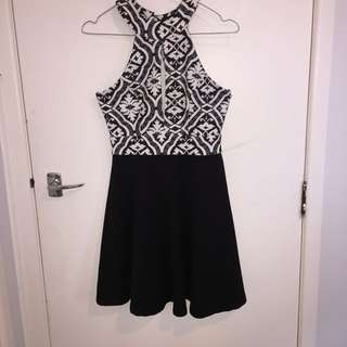 Dotti Halter Neck dress