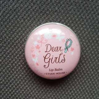 Etude House Dear Girls Lip Balm