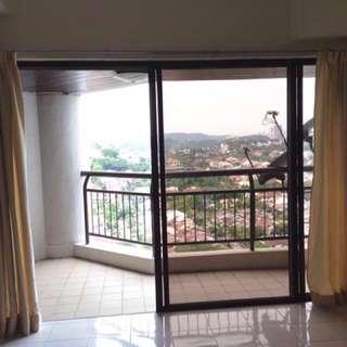 Bangsar Heights 3+1 Bedrooms