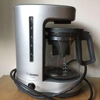 象印牌(ZOJIRUSHI)0.68公升(5杯)ZUTTO咖啡機/咖啡壺《EC-DAF50》