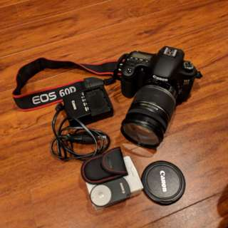 Canon EOS 60D - Excellent condition