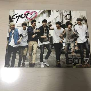 [WTS] GOT7 GOT LOVE ALBUM