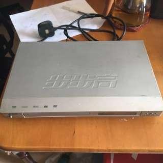 步步高DVD機 功能正常連遙控