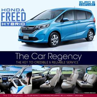 Honda FREED HYBRID (A) (7 SEATER) (NEW)