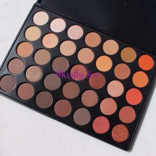 ✨INSTOCK SALE: MORPHE BRUSHES 35O EYESHADOW PALETTE