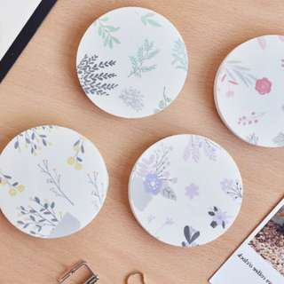 BN Dainty Florals post it pads