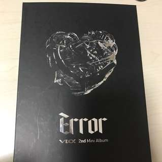 [WTS] Vixx Error Album