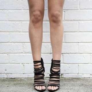 Lipstik Gabbi Heels Size 8