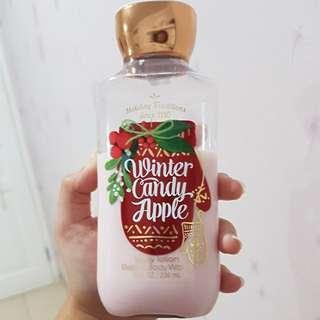 Bath & body works lotion bbw