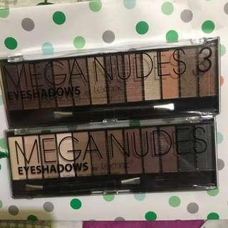 Mega nudes eyeshadow