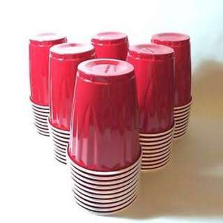 Beerpong Cups (Kirkland)