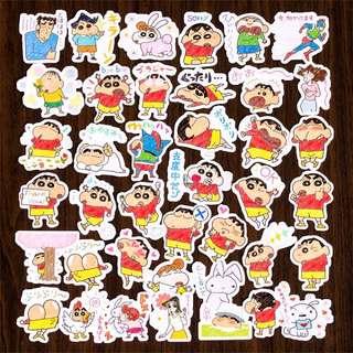 (FREE NM🎉) #4 Crayon shin chan stickers