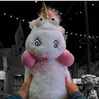 Unicorn Plush from movie minions