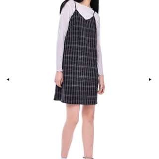 TEM Candra Chequered Dress
