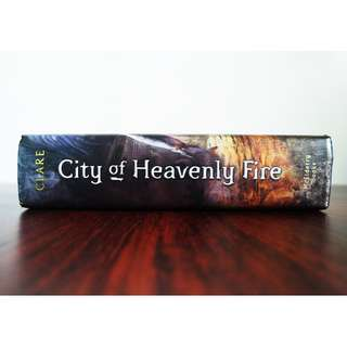 City of Heavenly Fire (The Mortal Instruments Book Six) by Cassandra Clare