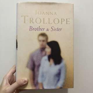 Brother & Sister Joanna Trollope