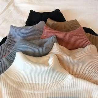 新款柔軟舒適好好穿的針織上衣