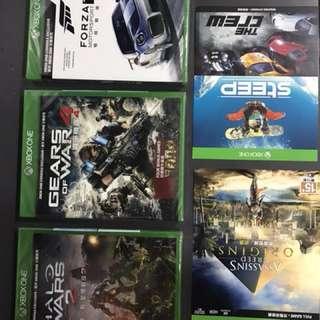[BNIB] Xbox one games
