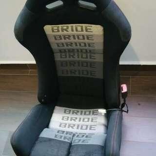 Bride Low Max Replica Racing Bucket Seat