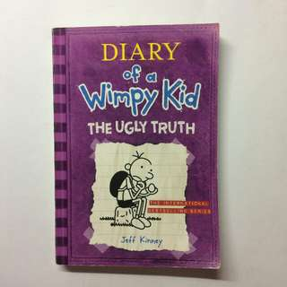 Diary of a Wimpy Kid (The Ugly Truth) by Jeff Kinney