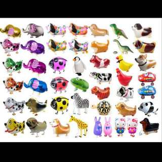 Animal Walker Balloon Package (Birthday/Party)