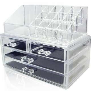 Makeup Storage Acrylic Cosmetic Organizer